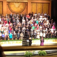 photo taken at brooklyn tabernacle by alex poppinton on 5262013 - Brooklyn Tabernacle Christmas Show