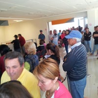 Photo taken at BancoEstado by Eduardo D. on 11/5/2012