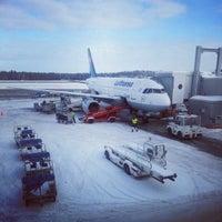 Photo taken at Terminal 1 by Mikael U. on 2/20/2013