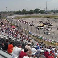 Photo taken at Toledo Speedway by Trent M. on 5/19/2013