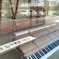 Photo taken at Steinway Piano Gallery of Houston by Joe M. on 8/1/2013