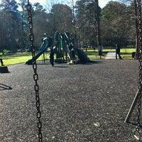Photo taken at Atlanta Memorial Park by Frank W. on 1/19/2013