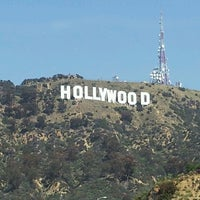 Photo taken at Hollywood Sign Vista Point by Devo S. on 3/23/2013