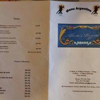 Photo taken at Alberto's Restaurant & Pizzeria by Alberto G. on 5/5/2016