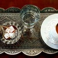 Photo taken at Tesadüf Cafe by Z G. on 11/8/2016