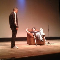 Photo taken at Teatro Variedades by Amy V. on 5/1/2013