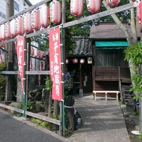 Photo taken at 子育地蔵尊 by okamatake on 5/3/2014
