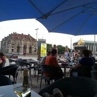 Photo taken at Eiscafé Venezia by Edgard M. on 6/7/2014