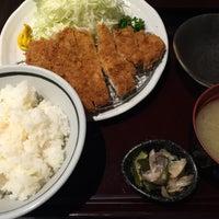 Photo taken at 焼鳥・串揚 一会 by Amanochi on 12/21/2015