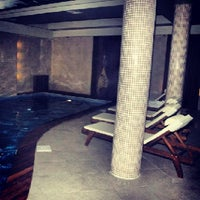 Photo taken at Izmira SPA Deluxe by Liliana T. on 1/1/2014