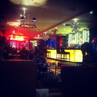 Photo taken at Lobby Bar by Liliana T. on 1/1/2014