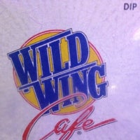 Photo taken at Wild Wing Cafe by Dr. Bill W. on 3/23/2013