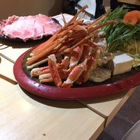 Photo taken at Snow crab buffet by Trick P. on 4/8/2015