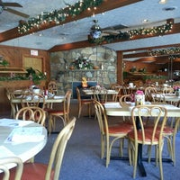 Photo taken at Hilltop Restaurant & Lounge by Linda G. on 10/26/2013
