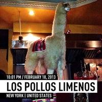 Photo taken at Los Pollos Limenos by Oscar M. on 2/19/2013