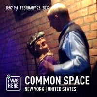 Photo taken at Common Space by Oscar M. on 2/27/2013