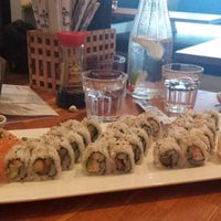 Photo taken at Chill Out Sushi by Petia I. on 7/7/2014