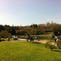 Photo taken at Parco Lago Nord by Davide B. on 4/14/2013