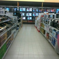 Photo taken at Carrefour by Arief Slalu A. on 10/6/2012