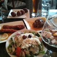 Photo taken at Lebanese Taverna by Heather P. on 7/29/2014