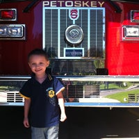 Photo taken at Petoskey Fire Department by Lindsey S. on 9/16/2013