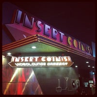 Photo taken at Insert Coin(s) by Memo M. on 5/5/2013