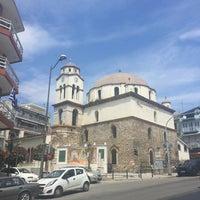 Photo taken at Kavala by Murat G. on 4/23/2017