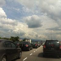 Photo taken at Jalan Midah Besar by Ty Sha on 12/1/2012