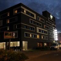 9/3/2014 tarihinde Patrick D.ziyaretçi tarafından B&B Hotel Heidelberg'de çekilen fotoğraf