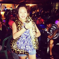 Photo taken at Lacson Street by Lovely L. on 10/18/2013