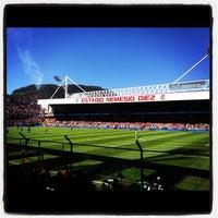 Foto tomada en Estadio Nemesio Diez por Denise M. el 11/22/2012