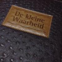 Photo taken at De Kleine Waarheid by Nickii 🍒 on 9/27/2013