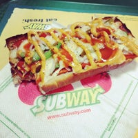 Photo taken at Subway by Mayank Y. on 5/11/2013
