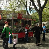 Photo taken at Rouge Tomate Cart by Kris S. on 5/6/2014