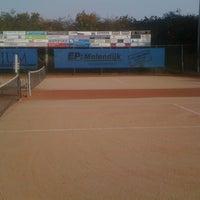Photo taken at Tennisvereniging Denekamp by Hen s. on 10/19/2012