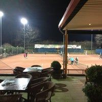 Photo taken at Tennisvereniging Denekamp by Hen s. on 2/13/2013
