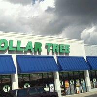 Photo taken at Dollar Tree by Brandan S. on 9/30/2012