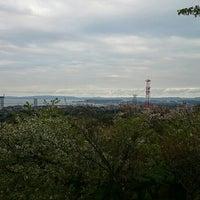 Photo taken at 塚山公園 見晴台 by NOIR . on 4/11/2015