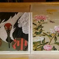 Photo taken at Tokyo Metropolitan Art Museum Souvenir Shop by NOIR . on 5/14/2016