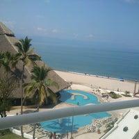 Photo taken at Hilton Resort by jose angel c. on 6/23/2013