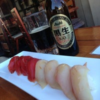 Photo taken at Sushi Saurus by TVToni on 3/6/2013