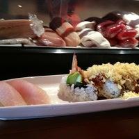 Photo taken at Sushi Saurus by TVToni on 11/9/2012