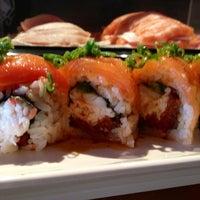Photo taken at Sushi Saurus by TVToni on 3/29/2013