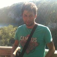 Photo taken at Luka Pokupska by Cagri K. on 11/12/2012