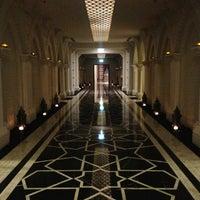 1/30/2013 tarihinde Maxim L.ziyaretçi tarafından Jumeirah Zabeel Saray'de çekilen fotoğraf