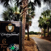 Photo taken at Charleston National Golf Club by Christian E. on 12/31/2013