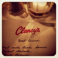 Photo taken at Clancy's by Scott D. on 9/23/2012