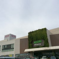 Photo taken at AEON Mall by koin_01 . on 9/19/2014