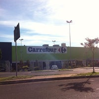 Photo taken at Carrefour by Cid T. on 5/31/2013