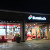 Photo taken at Domino's Pizza by Harvey C. on 9/27/2016
